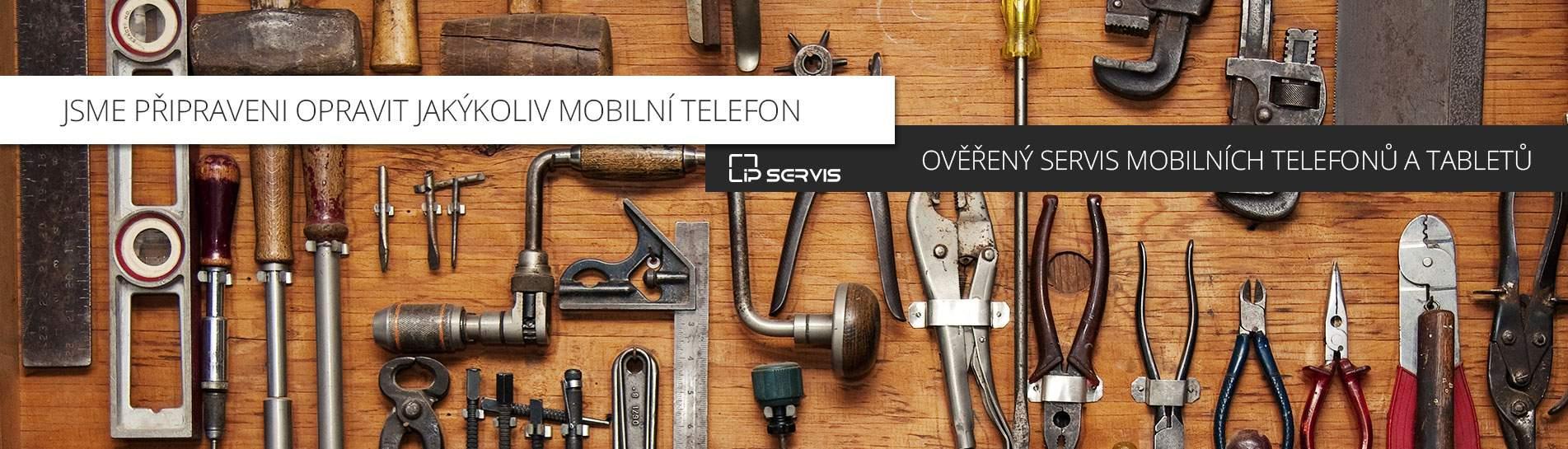 Oprava mobilních telefonů