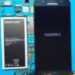 Opravna mobilních telefonů Samsung