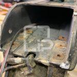 Pouzdro baterie u elektrokoloběžky