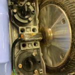 Hoverboard oprava zanesené mechaniky kol