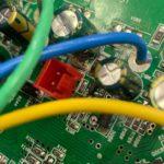 Hoverboard oprava elektroniky