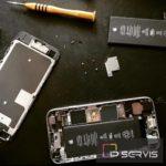 Apple IPhone oprava baterie